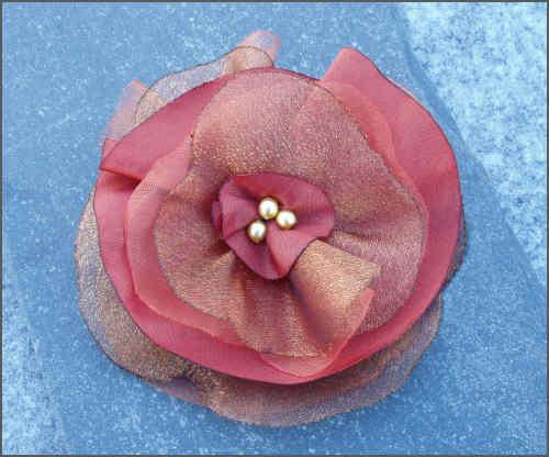 lilla rose blomst